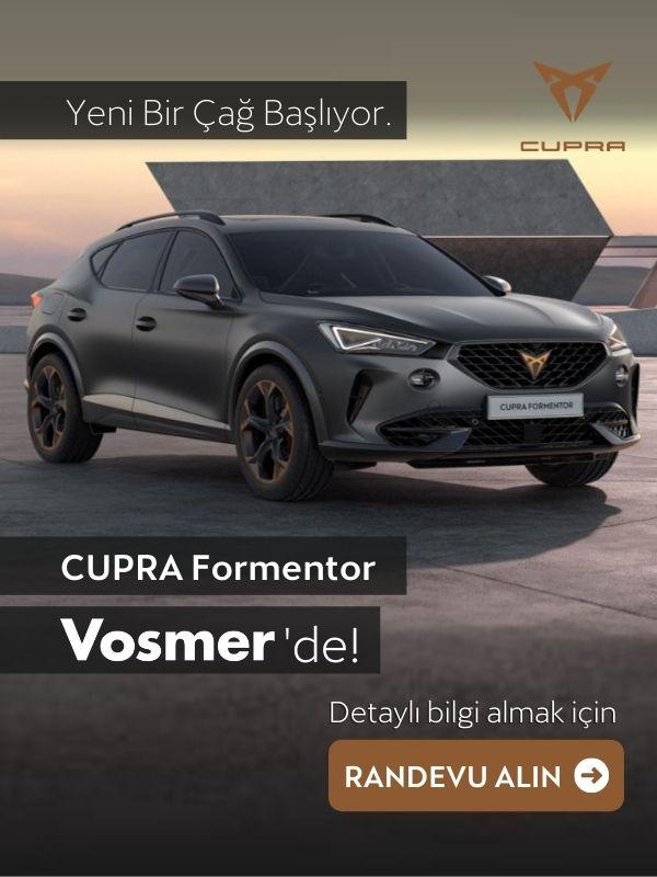 Yeni Cupra Formentor