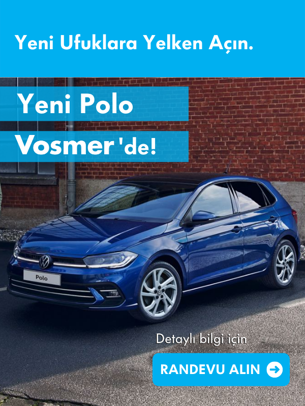 Vosmer Yeni Polo 2021